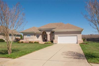 Virginia Beach VA Single Family Home New Listing: $449,900