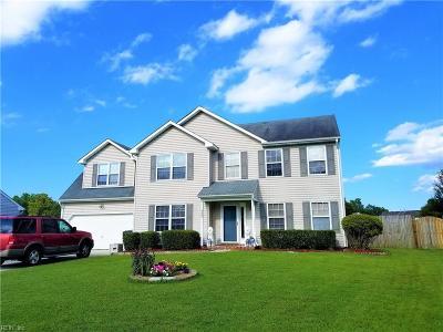 Portsmouth Single Family Home For Sale: 4209 White Heron Pt