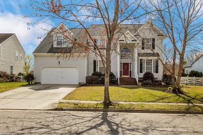 Virginia Beach VA Single Family Home New Listing: $460,000