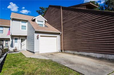 Virginia Beach VA Single Family Home New Listing: $210,000