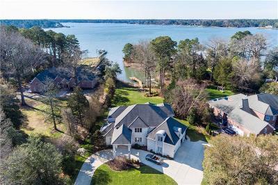 Virginia Beach VA Single Family Home New Listing: $1,575,000