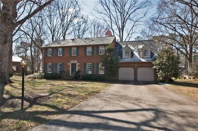 Newport News Single Family Home Under Contract: 13 Garland Dr
