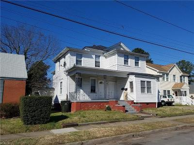 Multi Family Home Sold: 2507 Grandy Ave