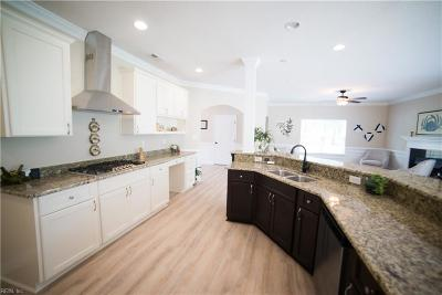 Hampton Single Family Home For Sale: Mm 101 Brogden Ct