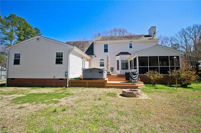 York County Single Family Home For Sale: 101 Tabb Ln