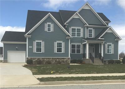 Suffolk Single Family Home For Sale: 4004 Evan Cir