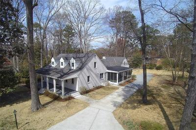 Portsmouth Single Family Home For Sale: 5012 Pinecroft Ln