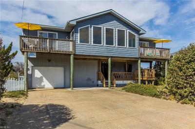 Sandbridge Beach Single Family Home For Sale: 2773 Sandfiddler Rd