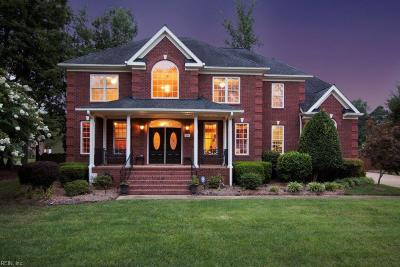 York County Single Family Home For Sale: 314 Kanawah Rn