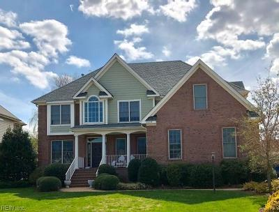 Suffolk Single Family Home Under Contract: 3424 Village Square Pl