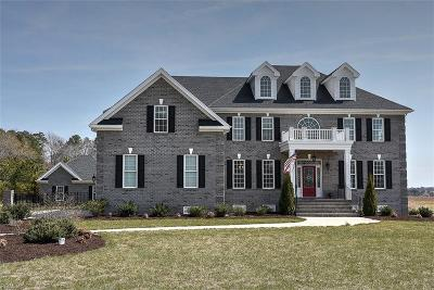 Chesapeake Single Family Home Under Contract: 2501 Evans Ln