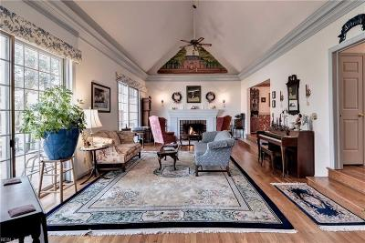 Williamsburg Single Family Home For Sale: 505 Capitol Ct