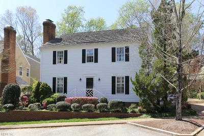 Williamsburg Single Family Home For Sale: 648 Counselors Way