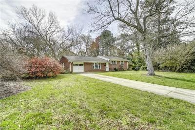 Williamsburg Single Family Home For Sale: 202 Robert Elliffe Rd