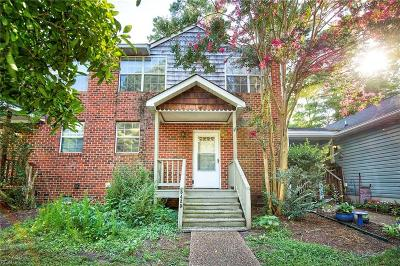 Williamsburg Single Family Home Under Contract: 5425 Skalak Dr