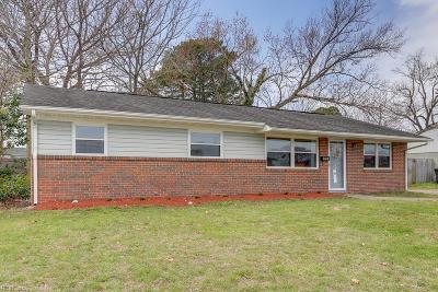 Single Family Home For Sale: 173 S Plaza Trl