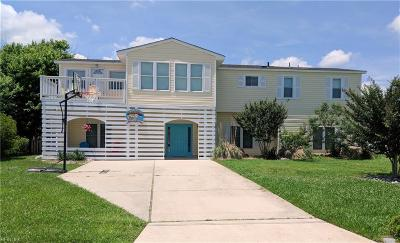 Sandbridge Beach Residential For Sale: 2865 Bluebill Dr