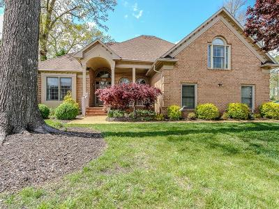 York County Single Family Home For Sale: 103 Chase Oak Ct