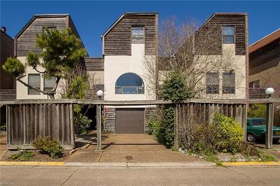 Norfolk Single Family Home For Sale: 1310 Debree Ave