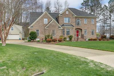 York County Single Family Home For Sale: 103 Tutelo Turn
