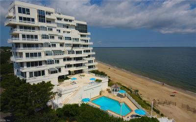 Virginia Beach Single Family Home For Sale: 3556 Shore Dr #1004