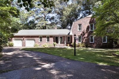York County Single Family Home For Sale: 114 Bonito Dr