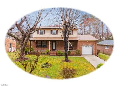 Williamsburg Single Family Home Under Contract: 125 Patrick Henry Dr