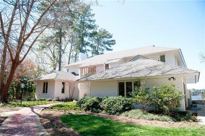 Virginia Beach Single Family Home Under Contract: 1317 N Bay Shore Dr