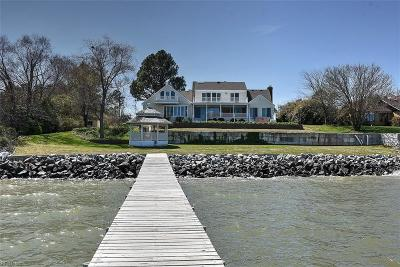 Suffolk Single Family Home Under Contract: 9202 Wigneil St