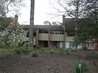 Williamsburg Single Family Home For Sale: 376 Merrimac Trl #423