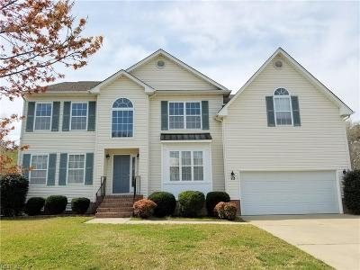 Hampton Single Family Home For Sale: 22 Welcome Way