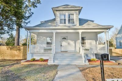 Single Family Home Sold: 316 Hollywood Ave