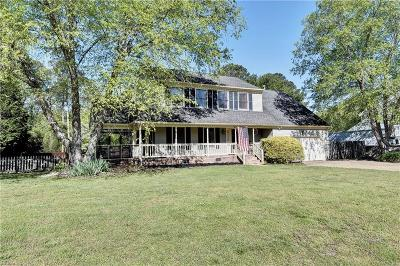 York County Single Family Home For Sale: 106 Holden Ln