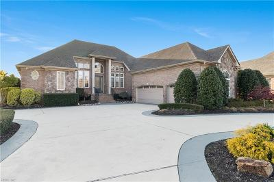 Chesapeake Single Family Home For Sale: 812 Coinbrook Ln