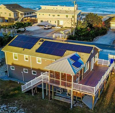 Sandbridge Beach Single Family Home For Sale: 2709 Sandfiddler Rd