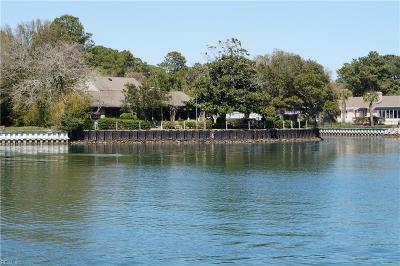 Virginia Beach Single Family Home For Sale: 3101 Dolphin Rd