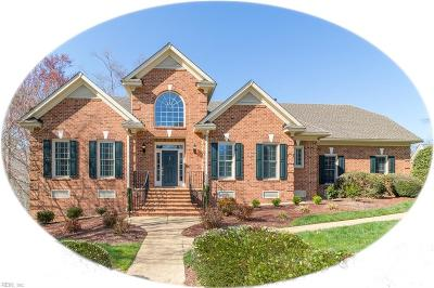 Williamsburg Single Family Home For Sale: 157 Holly Hills Dr