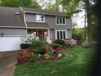 York County Single Family Home Under Contract: 100 Mobjack Loop