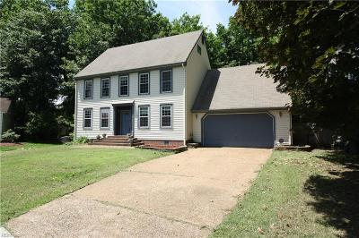 Hampton Single Family Home For Sale: 26 Hunter Trce