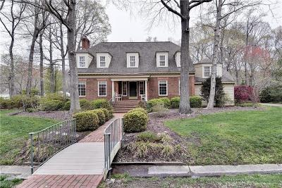 York County Single Family Home For Sale: 113 Quantico Loop