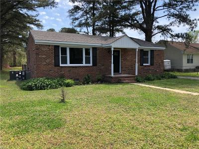 Single Family Home Sold: 505 Linda Rd