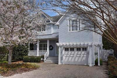 Virginia Beach Single Family Home For Sale: 5303 Lakeside Ave