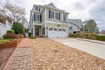 Virginia Beach Single Family Home For Sale: 302 55th St #A
