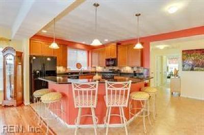 Suffolk Single Family Home Under Contract: 132 Sharpe Dr