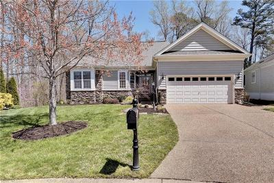 Williamsburg Single Family Home Under Contract: 4776 Winterberry Ct