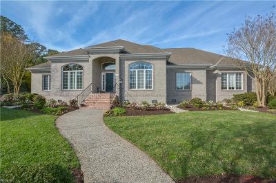 Virginia Beach Single Family Home For Sale: 4012 Lambs Creek Ct