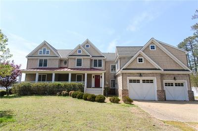 York County Single Family Home For Sale: 400 York Point Rd