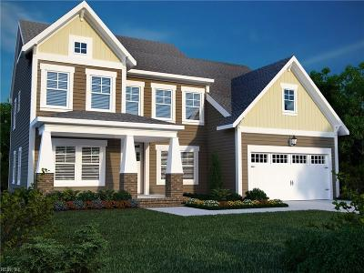 Western Branch Single Family Home Under Contract: 3339 Reserve Trl