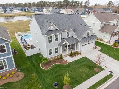 Chesapeake Single Family Home For Sale: 1216 Illuminare Way