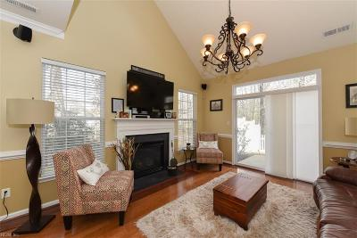 Single Family Home For Sale: 4011 Holston Ct